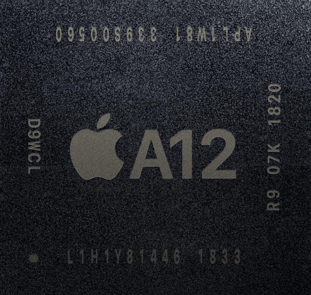 Apple chip A12
