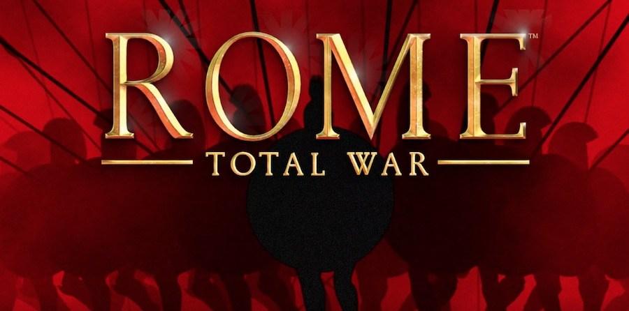 Rome Total War iPad Version