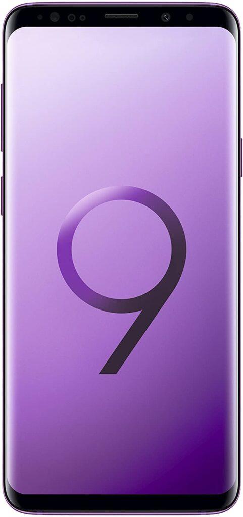 Galaxy S9 Plus frontal
