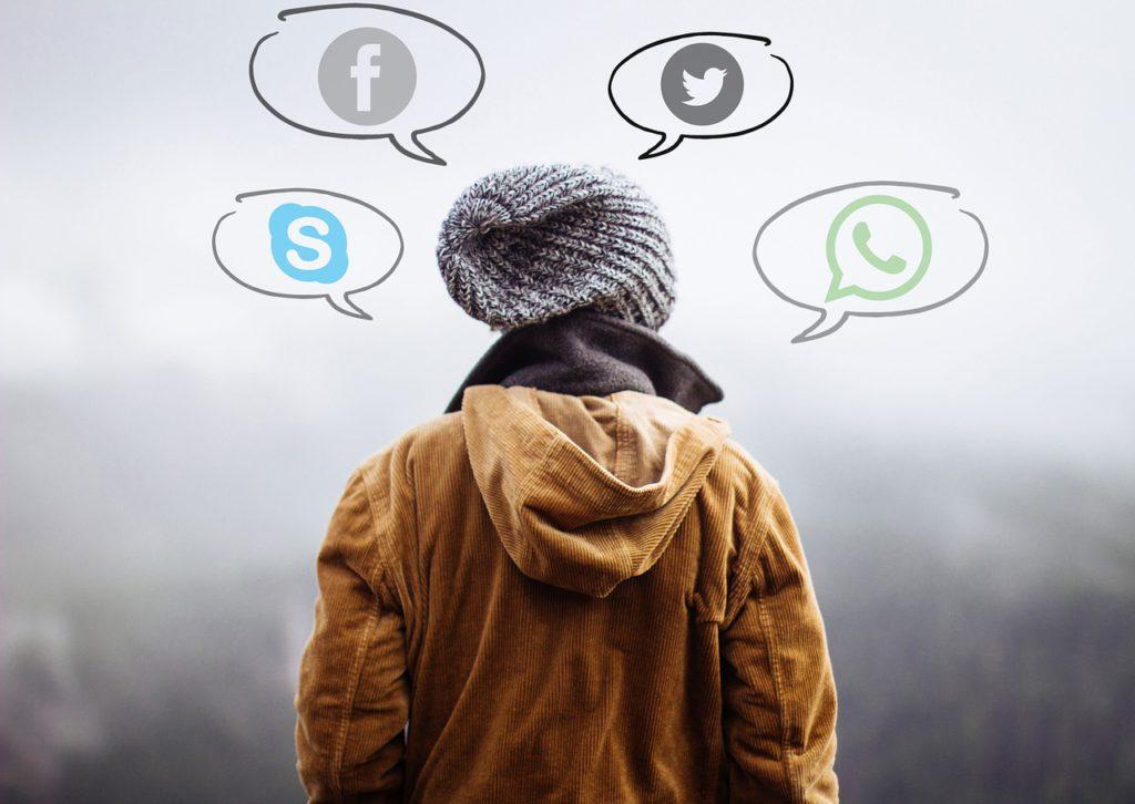 redes sociales gurutecno