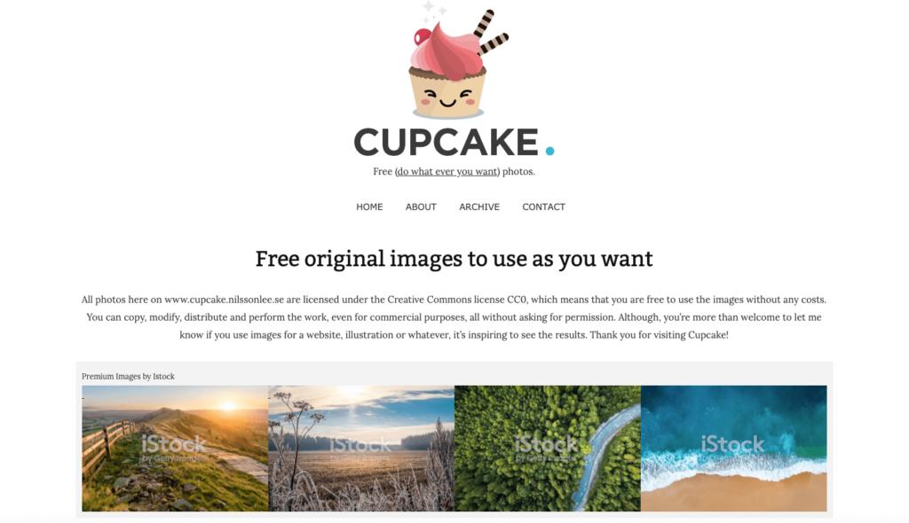 Cupcake imagenes