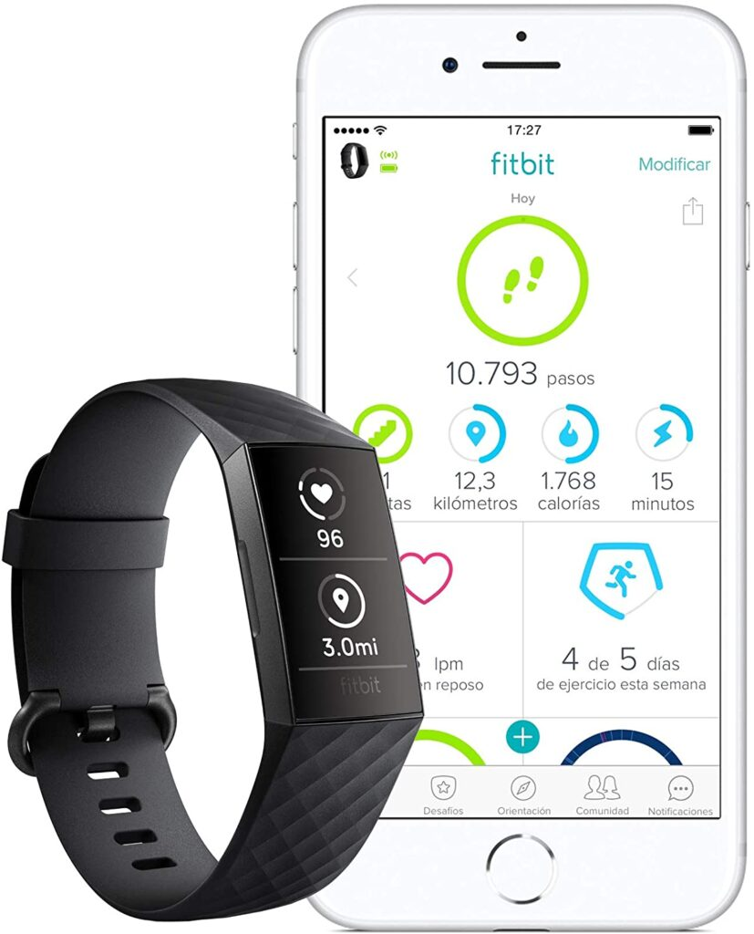 Fitbit Charge 3 oferta 1