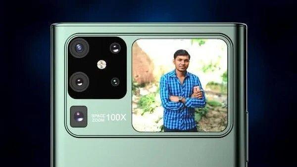 Huawei Mate 40 concepto 1