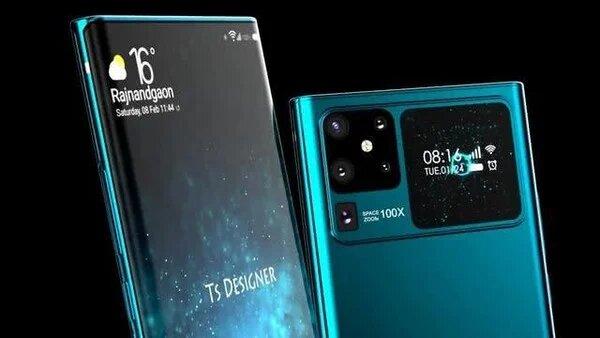 Huawei Mate 40 render 1