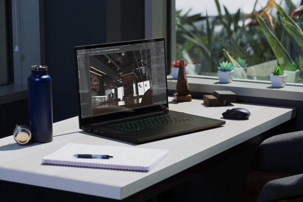 Razer Blade Pro 17 nuevo