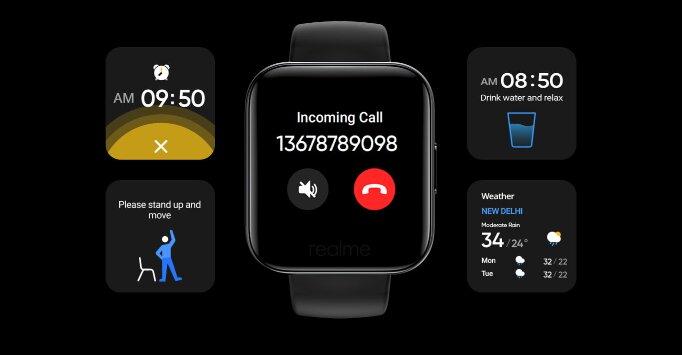 Realme Watch precio caracteristicas