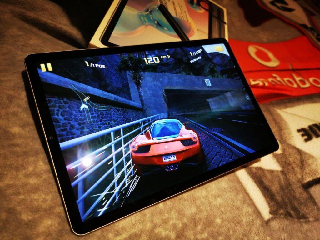 Tab S6 gaming