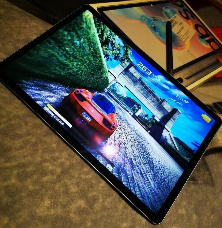 Tab S6 pantalla