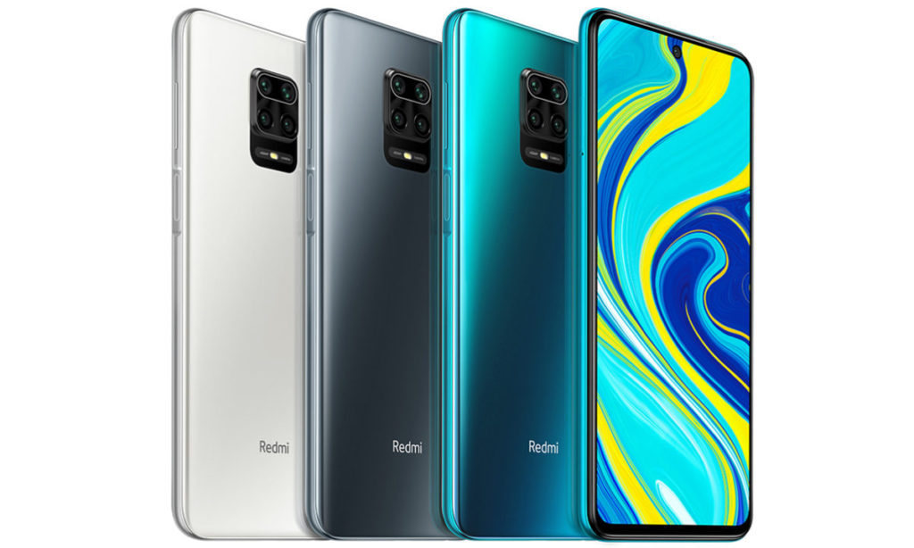 Xiaomi Redmi Note 9S Colores