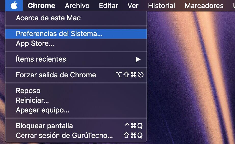 Mac programar