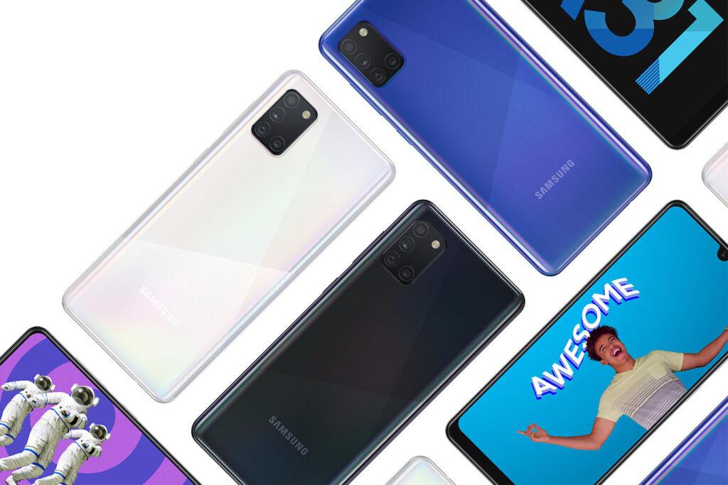 Samsung Galaxy A31 4