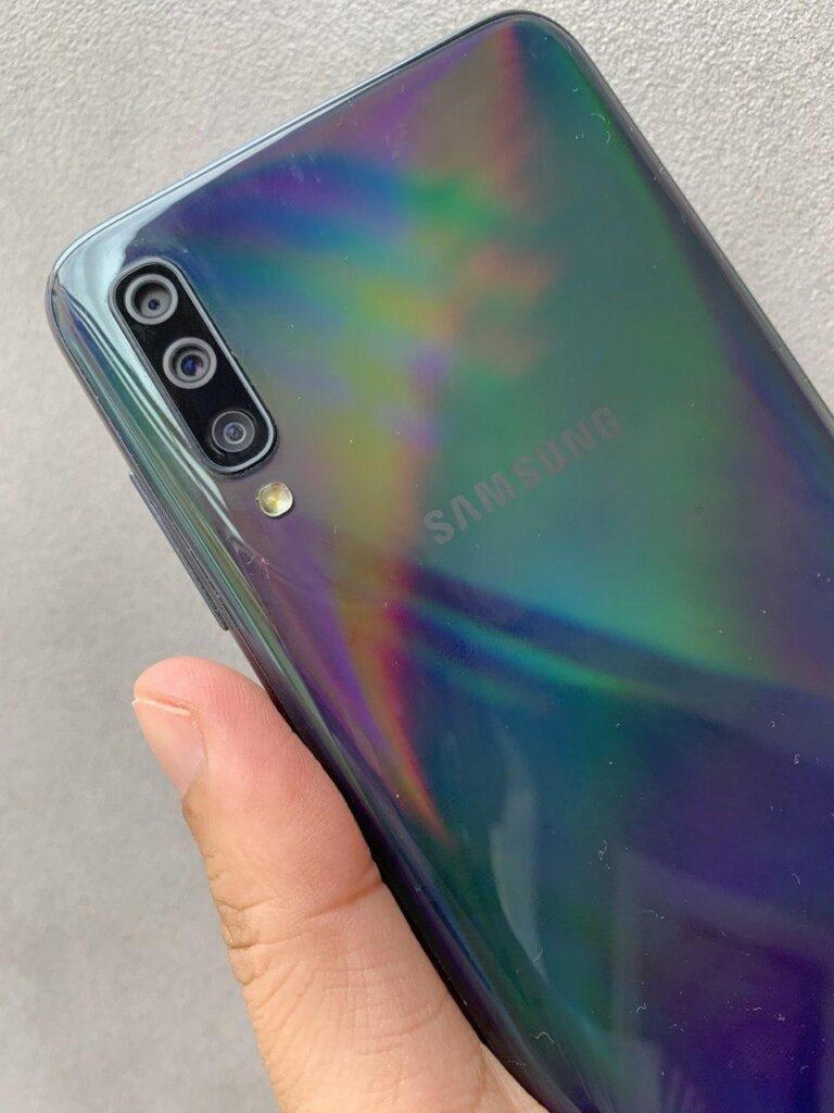 Samsung Galaxy A70. Apartado fotografico 1