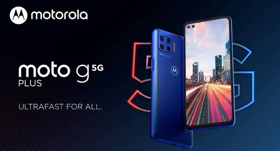 Moto 5G Plus 5