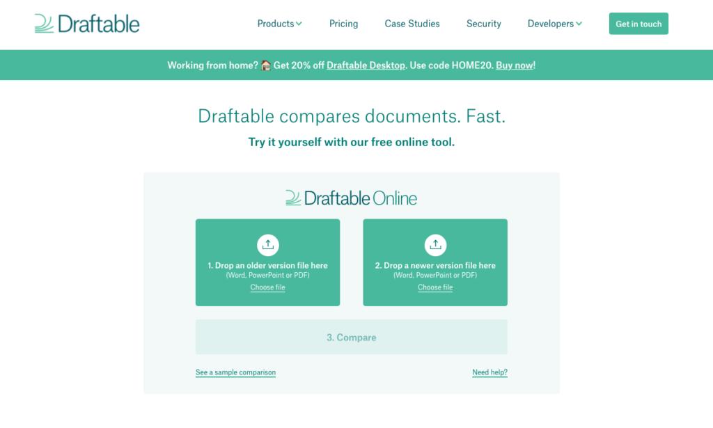 Darftable Online