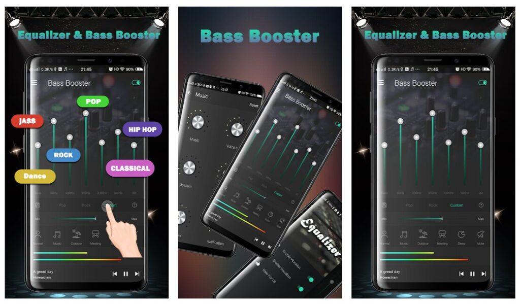 Equalizer FX aplicaciones gratuitas