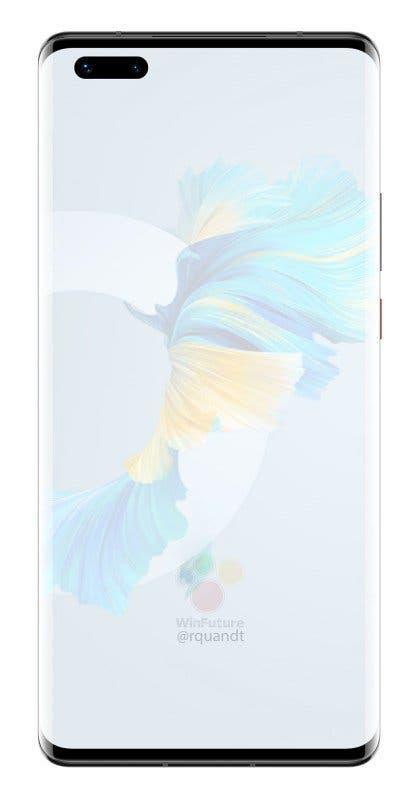 Huawei Mate 40 Pro pantalla