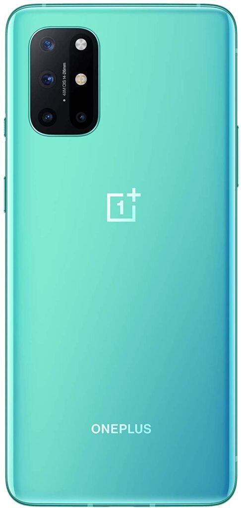 OnePlus 8T verde