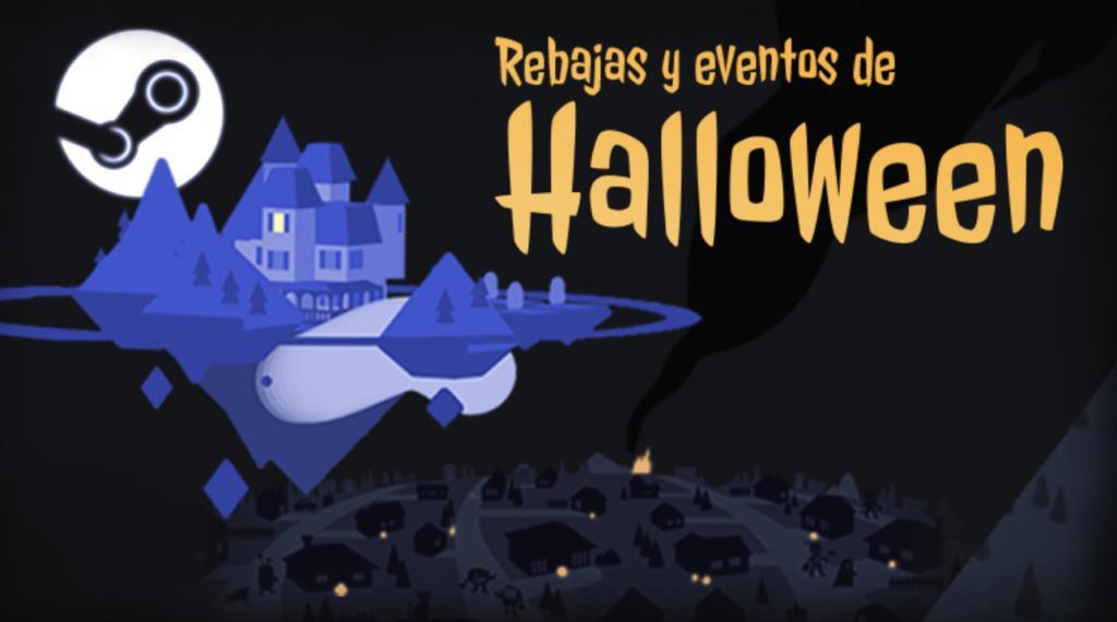 Steam Halloween 1