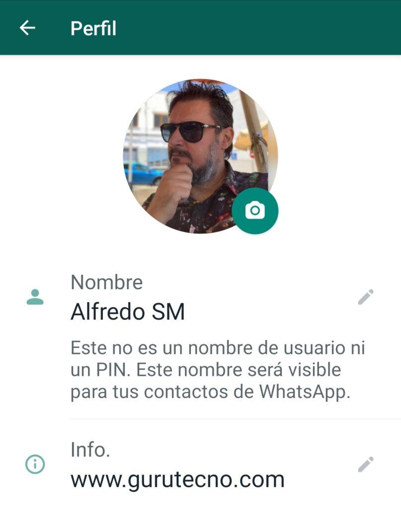 WhatsApp avatar