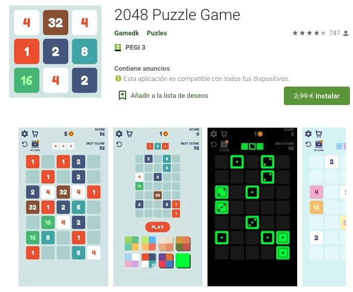 juegos gratis Android