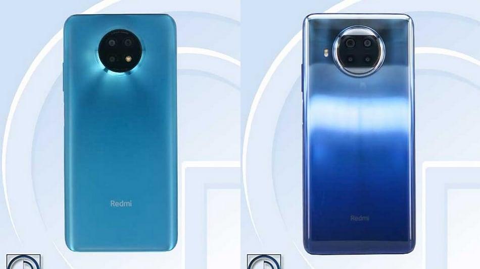 Redmi Note 9 5G y Note 9 Pro 5G