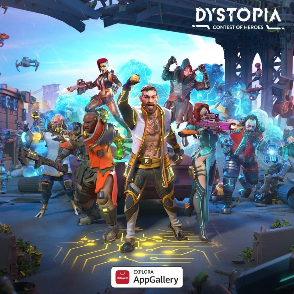 Dystopia 1