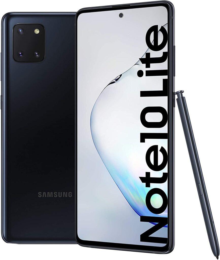 Galaxy Note 10 Lite 1