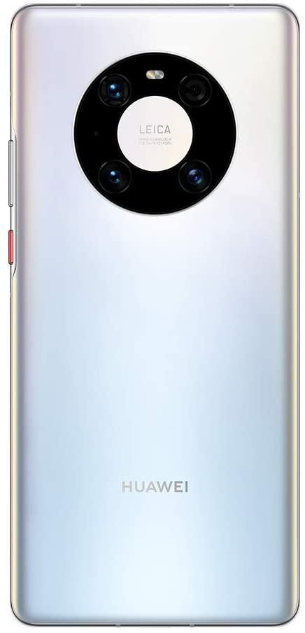 Huawei Mate 40 Pro Silver trasera