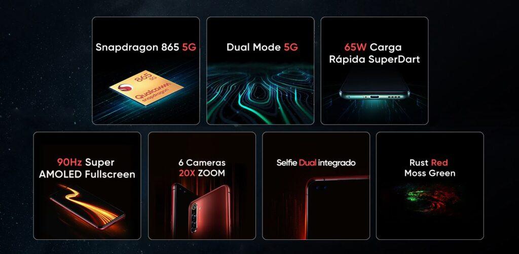 Realme X50 Pro 1