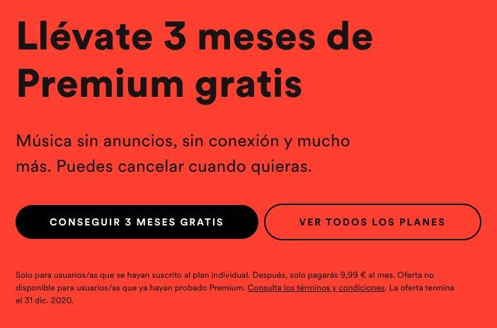 Spotify gratis 1
