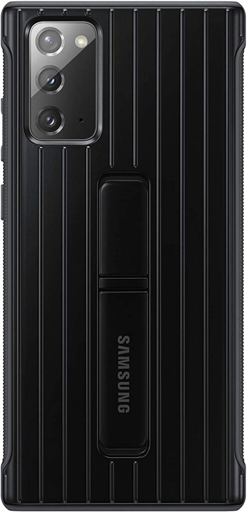 Standing cover Note 20