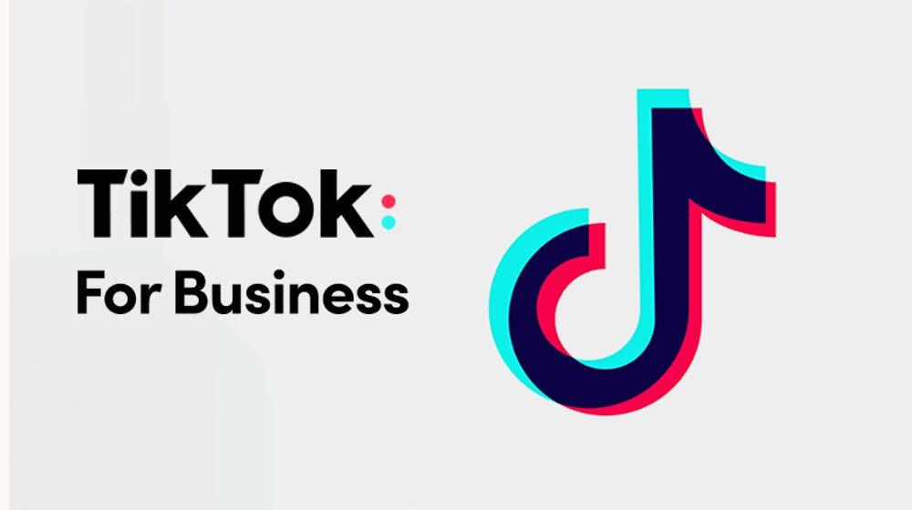 TikTok for Business 1