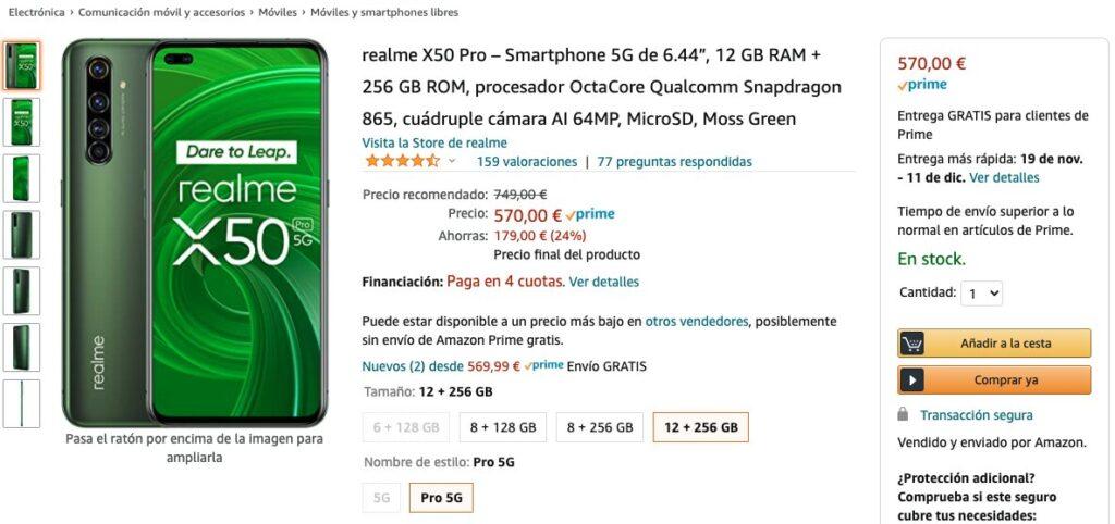 realme X50 Pro 2
